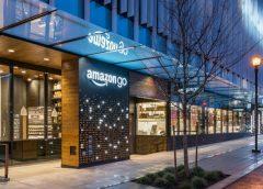 Amazon impone tecnologia con un supermercado sin cajas de pagos…