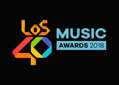 Unaconstelación de estrellas musicales preparan sucelebración desde Los 40Music Awards…