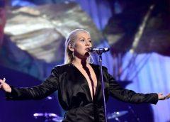 Christina Aguilera lidera el elenco musical para la fiesta de Año Nuevo en Times Square…