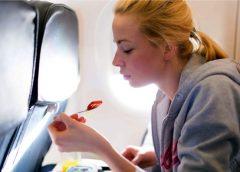 Por que nos sabe tan mal la comida que dan en los aviones? y no es por los ingredientes…