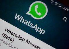 Las tres nuevas funciones de WhatsApp que llegaran en la próxima actualización…