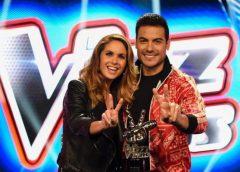 """Carlos Rivera se reportó listo para la nueva temporada de """"La Voz Kids""""…"""