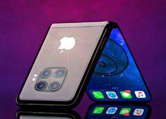 Apple prueba prototipos del iPhone plegable para lanzamiento en 2022…