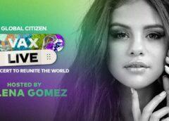"""Jennifer Lopez se prepara para el concierto """"Vax Live""""…"""